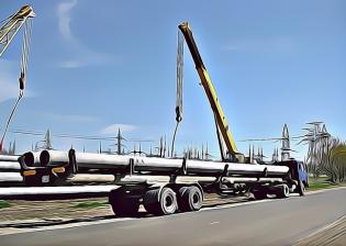 Freight transportation in Moldova